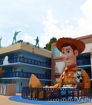 Se hospedar na Disney é sempre uma delícia!