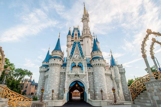 magic kingdom roteiro vai pra disney