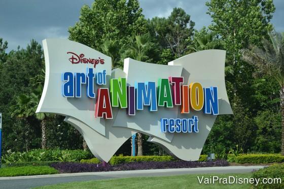 Não recomendo você visitar o hotel só para isso, mas muita gente se hospeda no Art of Animation sem sequer saber dos pontos onde é possível avistar os fogos. Se for ficar nesse hotel, agora você já ficou sabendo disso também! ;)