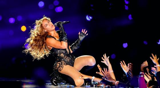 Já pensou ver um show da Beyonce durante a sua viagem?