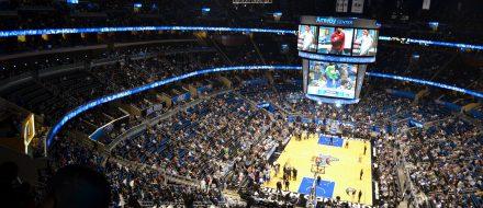 Amo os jogos da NBA e vou todo ano!