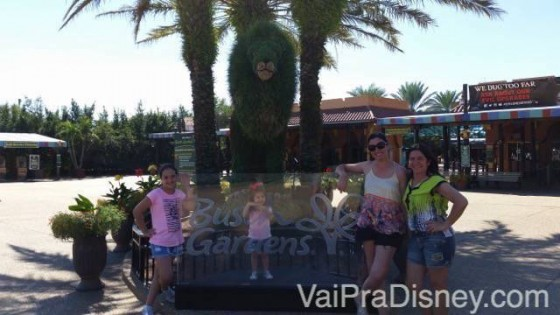 Dia de Busch Gardens!