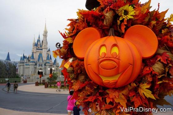 Festas de Halloween acontecem nos principais parques de Orlando em outubro