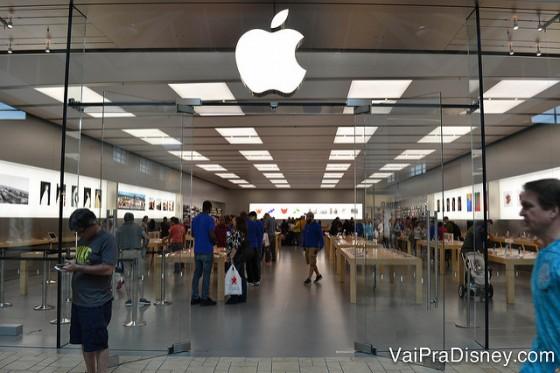 A Apple sempre está bombando.