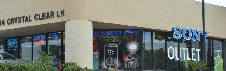 Outlet da Sony que vende HP, Blackberry e Canon? Tem cheiro de golpe