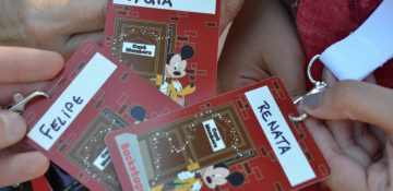 Para mim o Backstage Magic é o tour mais legal pelos bastidores da Disney.