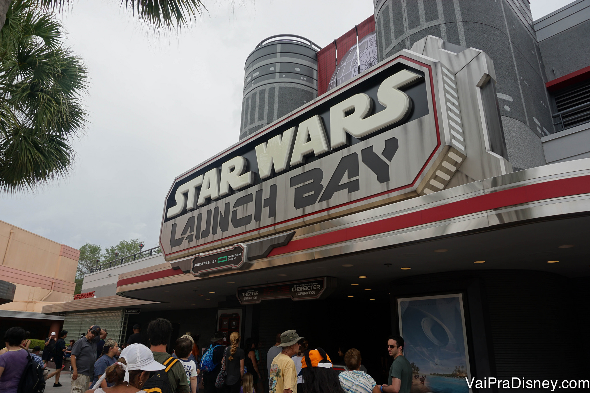 Launch Bay, para os apaixonados por Star Wars.