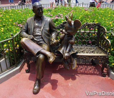 Eu amo mais o Roy e o que ele representa do que o seu irmão, Walt Disney!