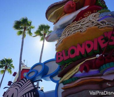 O Blondie's é uma ótima opção para fugir do cheeseburguer, pizza e cachorro quente