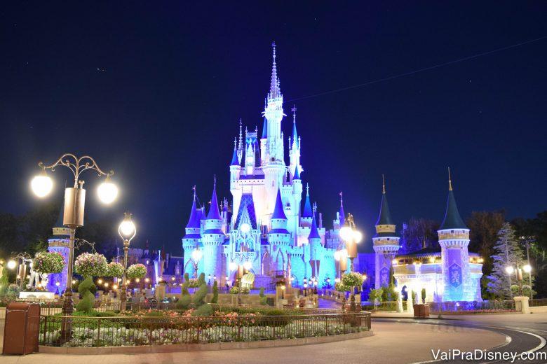 Motivação número 2 desse sonho: o castelo, sempre lindo!