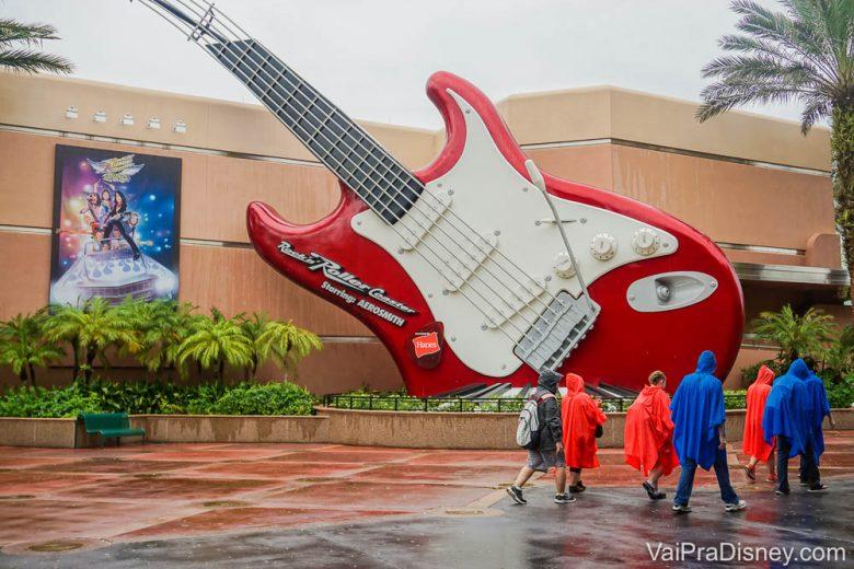 Rock'n'Roller Coaster: Fastpass+ concorrido, especialmente em dias de chuva!