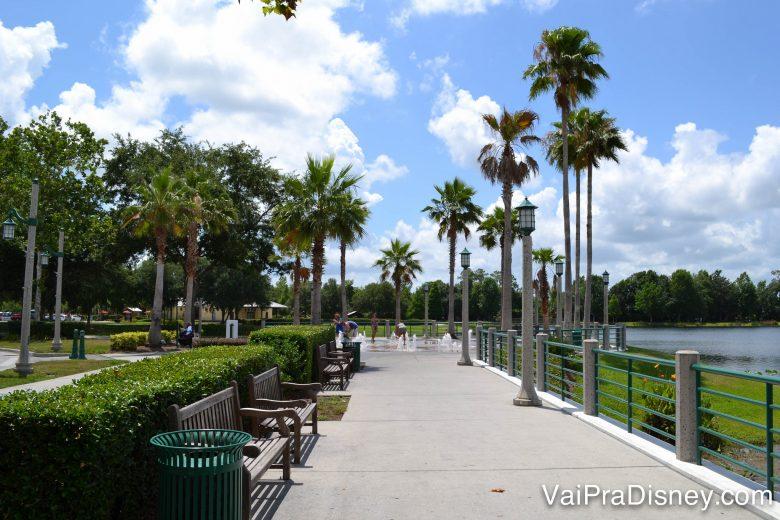 Passear em Celebration e outras cidades próximas de Orlando é uma excelente idéia para quem vai viajar com calma.