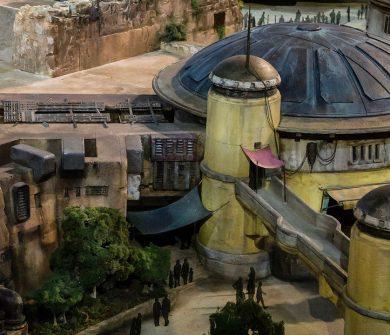 Todo mundo quer saber mais sobre a Star Wars Land!