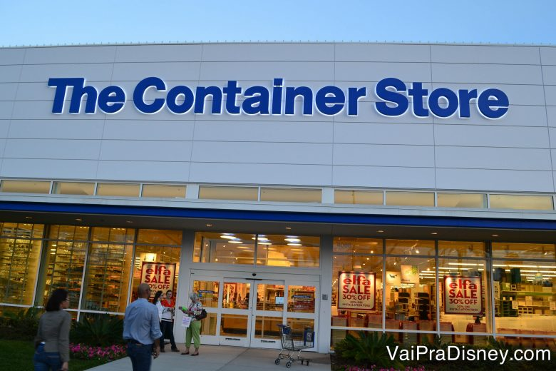 O paraíso das pessoas organizadas (como o Felipe). E até as menos organizadas (como eu) acabam se apaixonando pela Container Store!