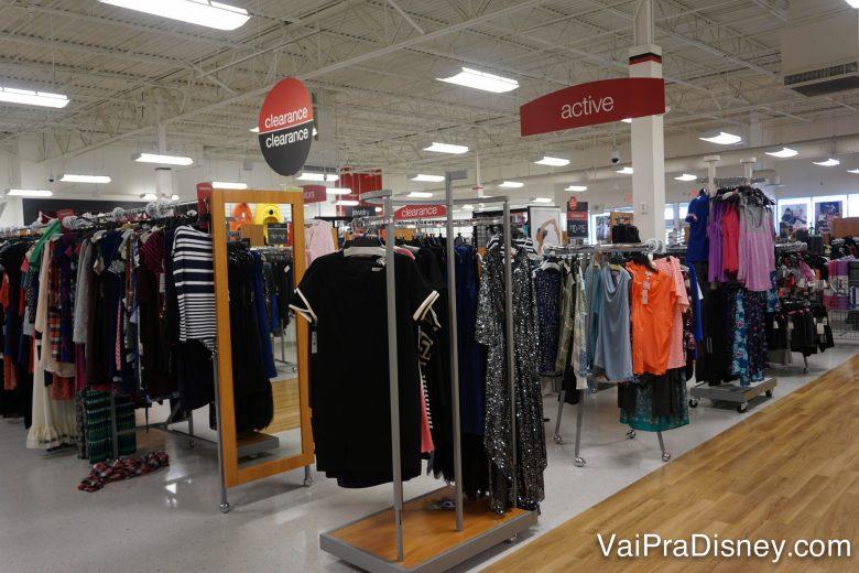 Como eu sempre digo, nas lojas de desconto tem que ir pronto pra garimpar.