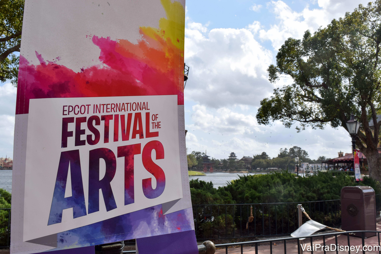 O Festival of Arts estará de volta em 2018 para sua segunda edição