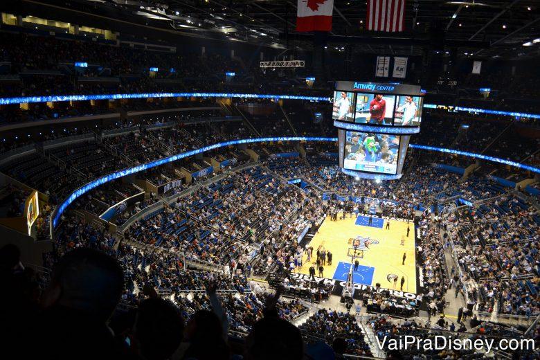 Jogo da NBA é uma das programações extras que eu mais amo!