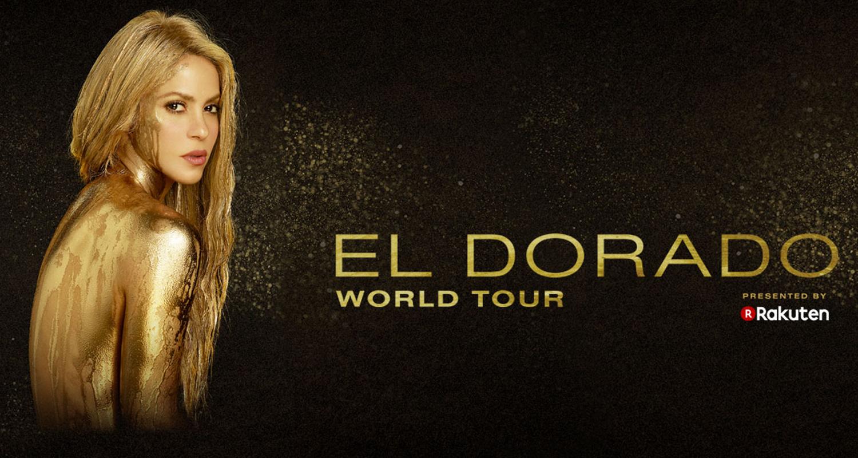 Shakira será a primeira grande artista a se apresentar em 2018