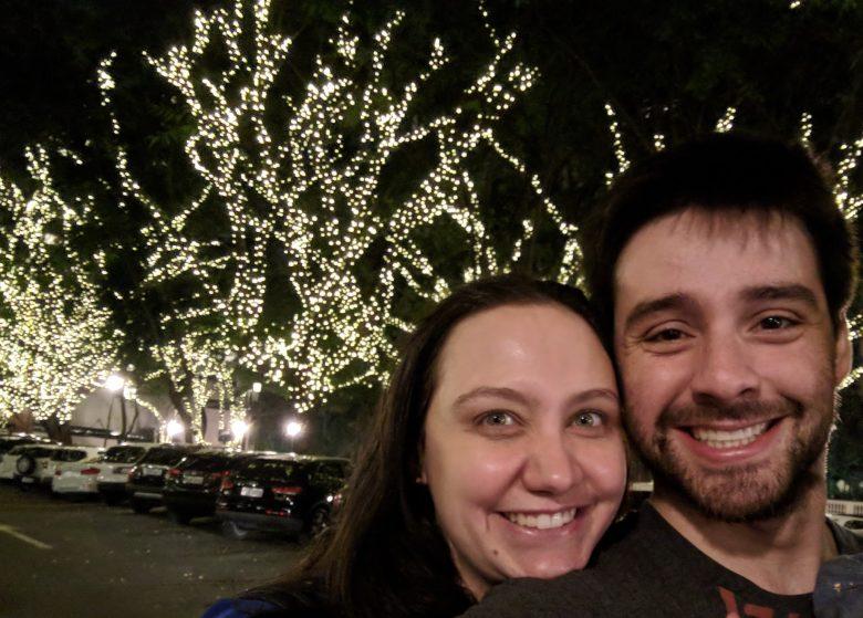 Resolução para 2018: tirar mais foto de nós dois!