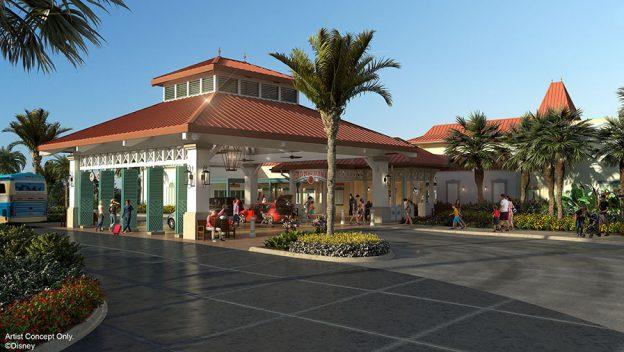 Old Port Royale: a parte principal do hotel passará por mudanças