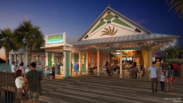 Shutters e Banana Cabana: novas opções de diversão no hotel
