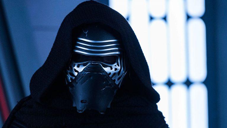Kylo Ren aparecerá na Jedi Training Academy.