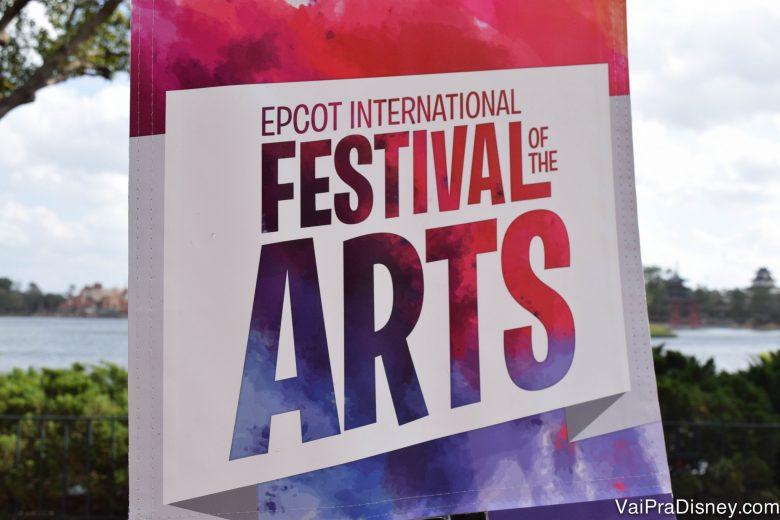 A mais nova adição para o calendário de festivais do Epcot.