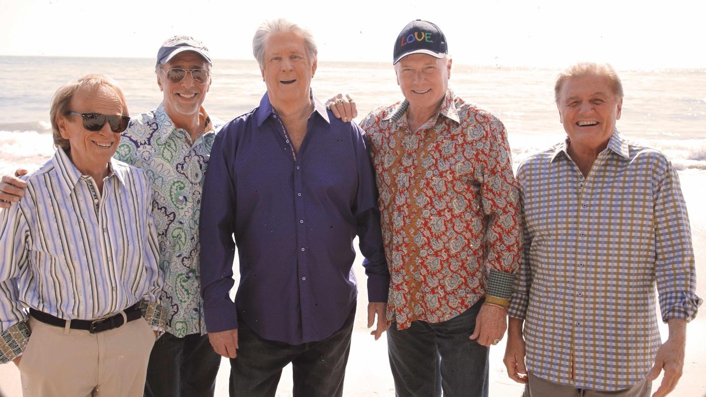 The Beach Boys tocará no dia 10 de Fevereiro.
