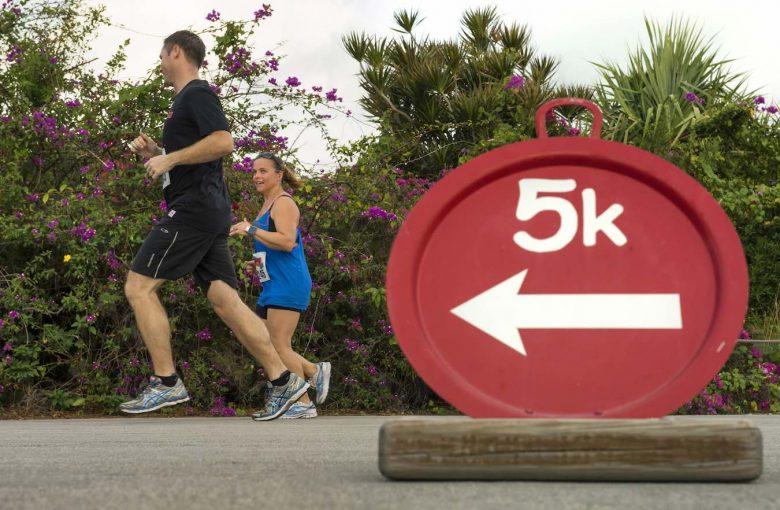 Castaway Cay 5K: a prova de corrida na ilha privativa da Disney