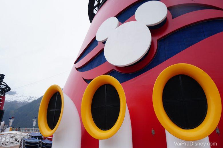 Os cruzeiros da Disney são sempre bem legais, mas esse foi especial!