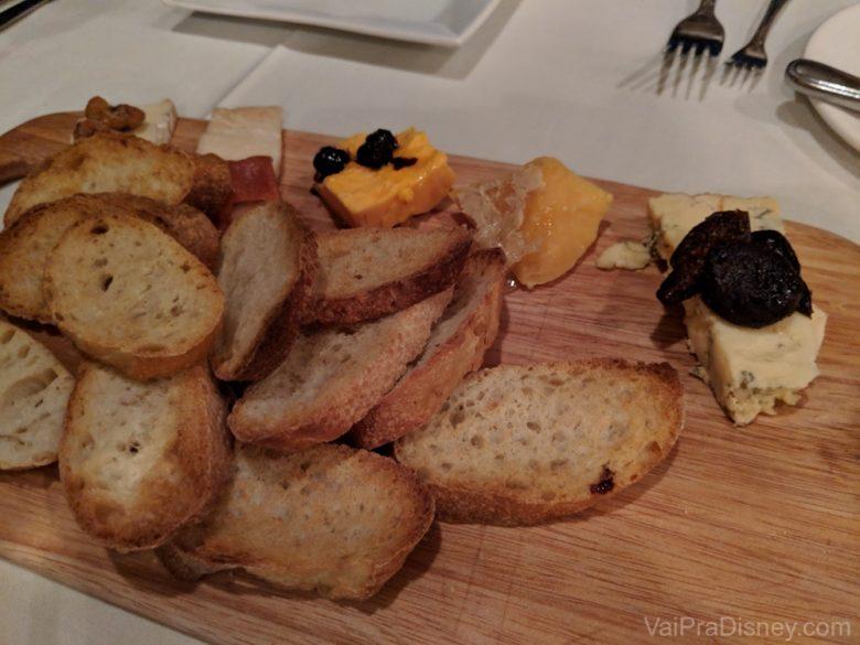 Um amor chamado tábua de queijos! <3