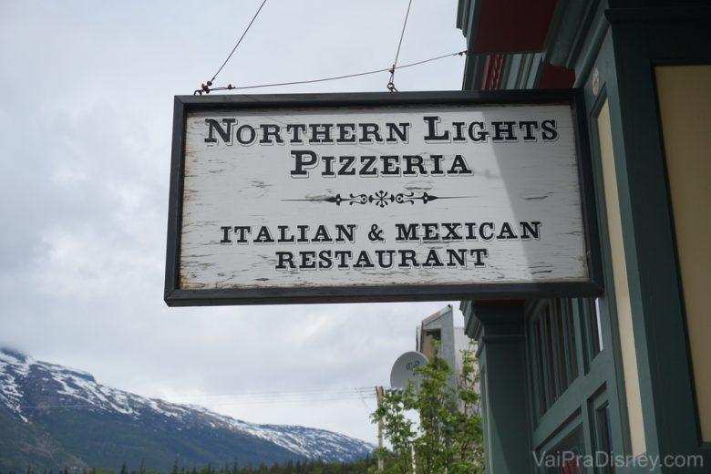 Restaurante Italiano & Mexicano. Vai dizer que você também não julgou um pouquinho?