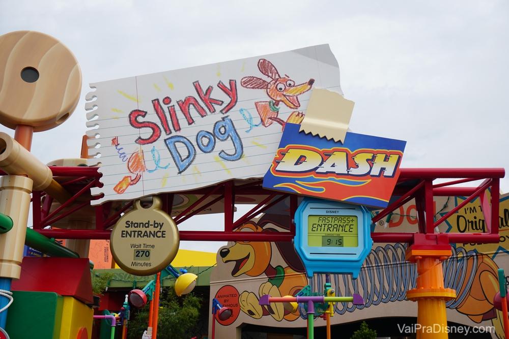 O Fastpass é ainda mais importante para as atrações mais recentes, que costumam ter filas grandes em qualquer época do ano.