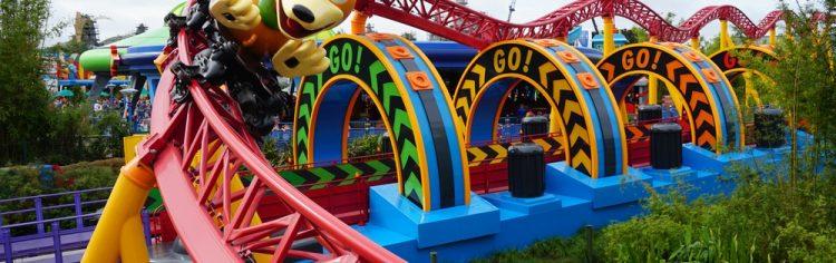 Conseguir um fastpass+ no Slinky Dog Dash já é luxo! Conseguir e poder multiplica-lo é maravilhoso!