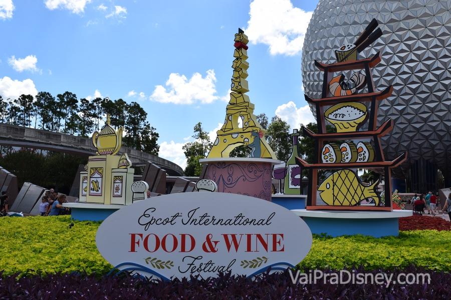 Food & Wine Festival: o melhor festival do Epcot!