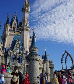 O Magic Kingdom é a representação de toda a magia Disney.