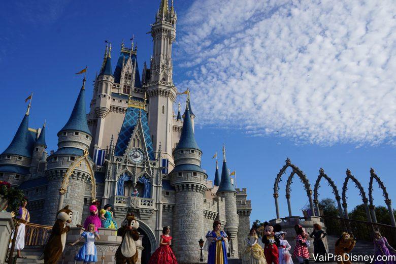 Disney anuncia novo ingresso promocional para o verão americano de 2019