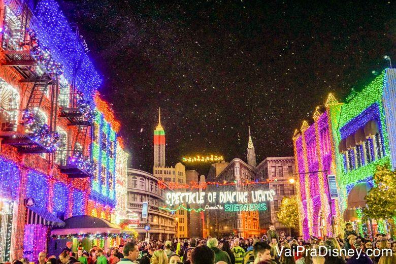 Se existe decoração de Natal mais bonita, desconheço!