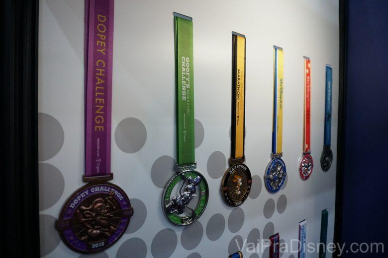Ai que vontade de ganhar todas as medalhas!