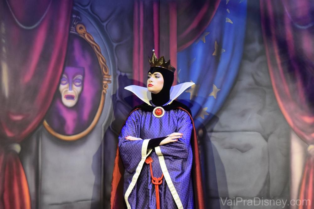 O jantar é da princesa, mas quem brilhou mesmo foi a rainha!