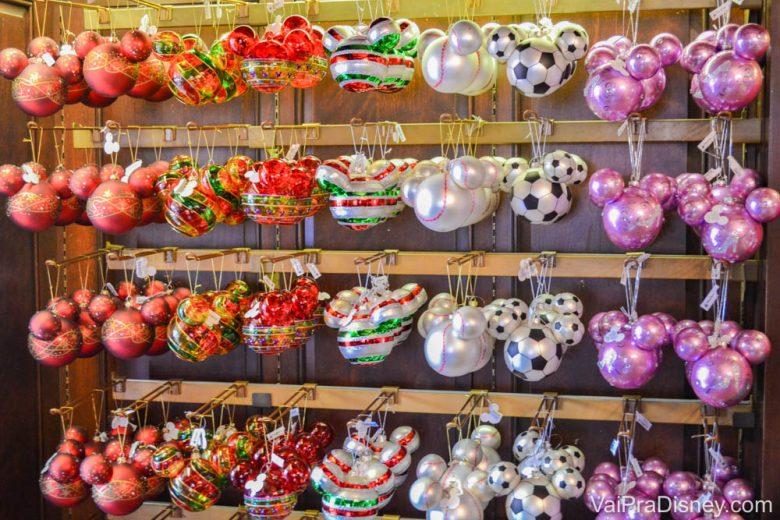 Logo que acaba o Halloween, o clima de Natal já começa a invadir Orlando!