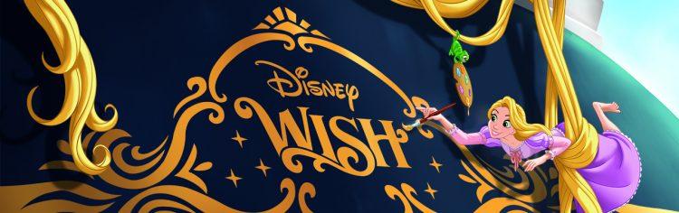 Disney Wish bem por aí e vai ser maravilhoso!