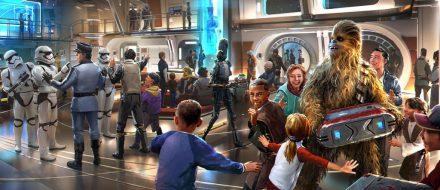 O hotel de Star Wars será diferente de tudo que a gente conhece.