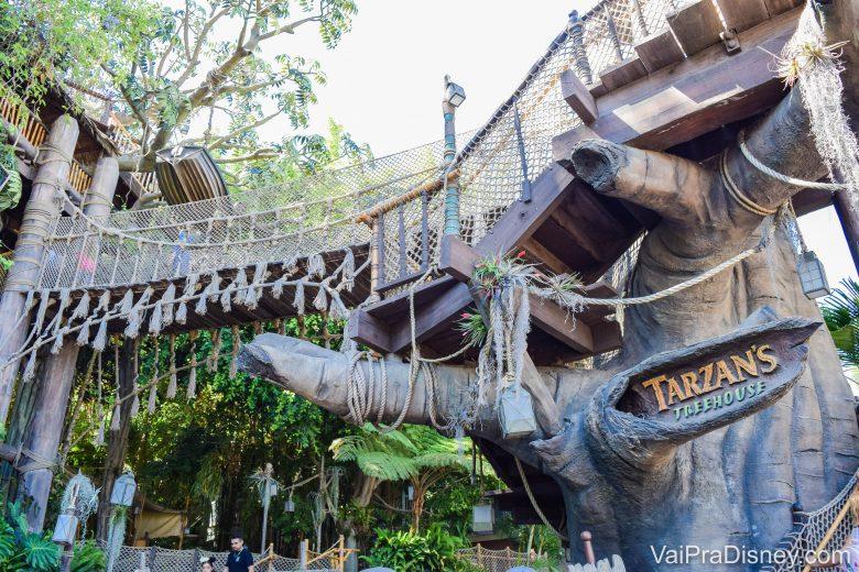Disneyland California - As crianças especialmente devem gostar dessa atração!