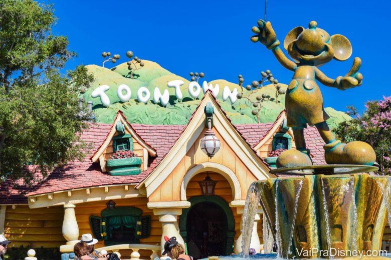 Disneyland California - Uma das áreas mais fofas e especiais do parque