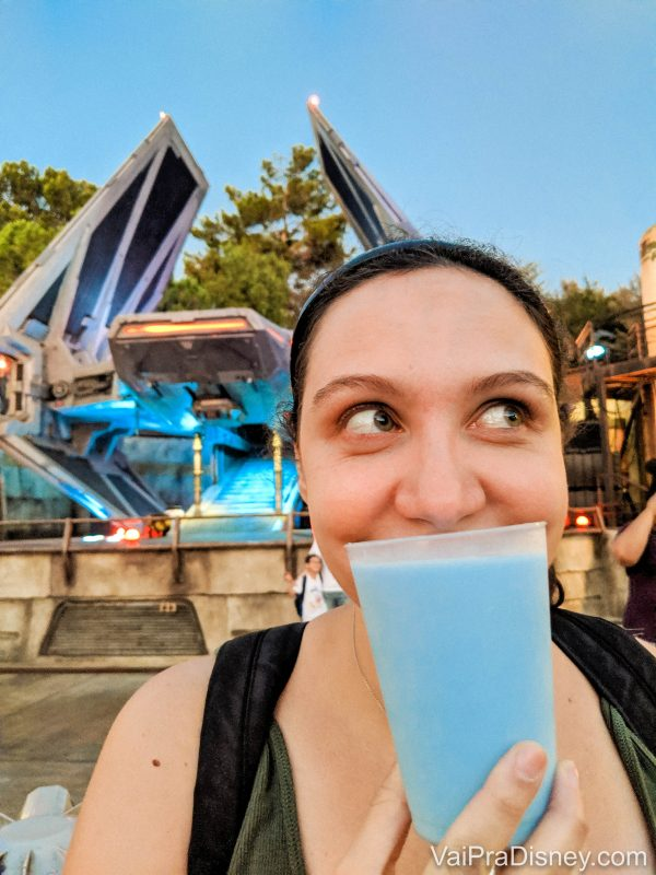 Quando postamos essa foto lá no nosso instagram,  muita gente disse que o Blue Milk tinha cara de amaciante hahahaha