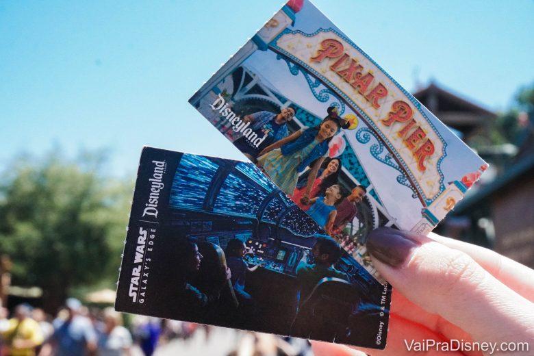 Disneyland California - Já chegue com tudo direitinho no parque pra não perder tempo!