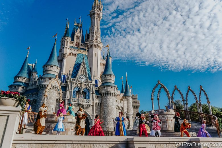 Magic Kingdom: o parque que todo mundo quer visitar!