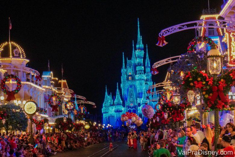 O fim do ano é a época mais linda em Orlando!