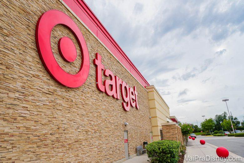 Além dos itens de mercado, a Target também tem eletrônicos, coisas pra casa, roupas e muito mais!